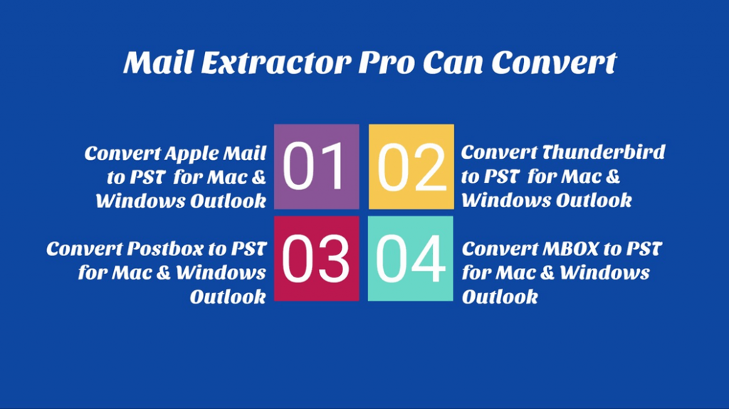 MBOX to PST Converter Free Mac! - Mail Converter Pro